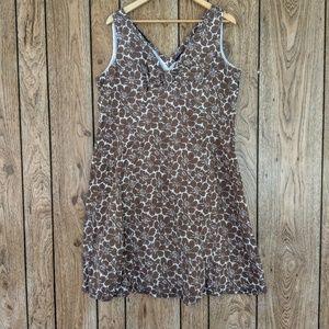 Boden Cotton Tank Dress